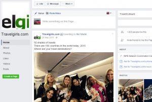 Travelgirls dating site